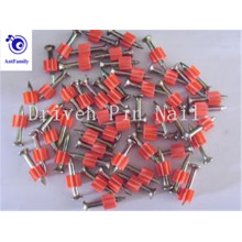 High quality Driven Pin/Galvanized Shoot Nail