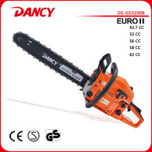 52cc gasoline chain saw with CE,GS certifcate