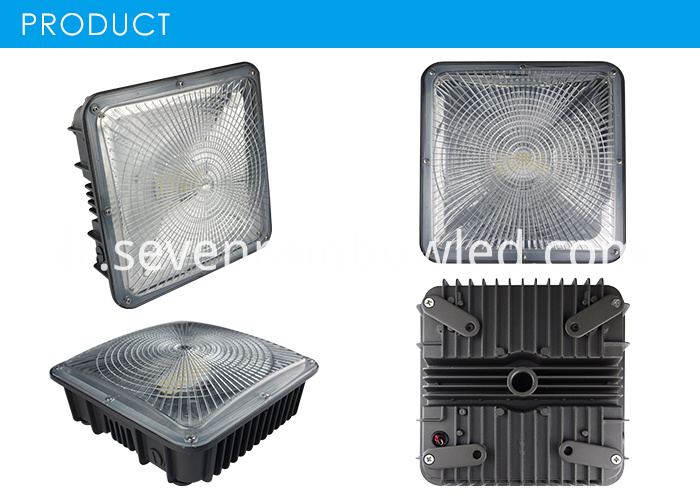 Aluminum Led Canopy Lights