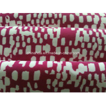 Red Spot Printing Fabric for Sportswear (HD1401099)