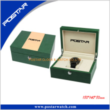 Custom Made Higher Quality Fashionable Leather Watch Box