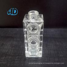 Botella de perfume vacía del animal doméstico de la materia prima de la venta caliente Ad-R30 30ml