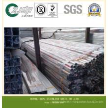 Toute la taille du tuyau en acier inoxydable soudé standard AISI