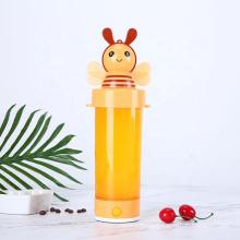 Customize Cute Animal Shapes Innovative Water Bottle Wholesale Electric Shaker Bottle