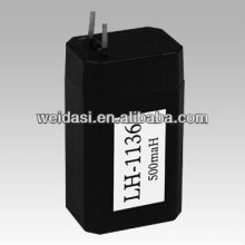 WEIDASI ,Sealed Lead Acid Battery 4V,800Mah