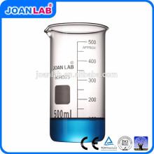 JOAN Laboratorio Pyrex Copa de vidrio con logotipo