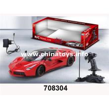 Novos brinquedos de plástico 1: 8 R / C Car (708304)