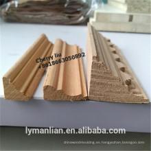 Uso de la India moldeado de madera recon moldeado de madera chino