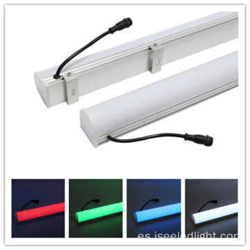 RGB DMX Control 16 Pixels Led Linear Tube