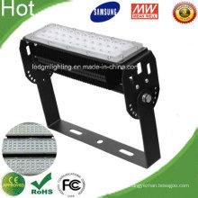 Promoção quente! IP65 Meanwell Driver alumínio corpo 50W diodo emissor de luz do túnel