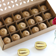 Brown Corrugated Cardboard Fruit Packaging Box