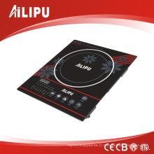 2017 Ailipu Sensor Touch avec plaque de cuisson anti-dérapante anneau de cuisson Sm-S12