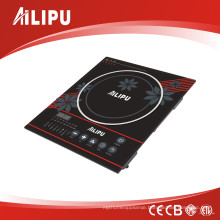 Ailipu Single Burner Electric Stove with Induction Cooktop