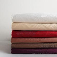 100% Polyester gefärbtes Jacquard-Chiffon-Gewebe