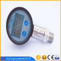 Lcd Display waterproof  Battery Digital Pressure Gauge