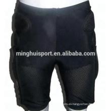Pantalones al por mayor de la motocicleta para el protector de cadera y pierna Pantalones cortos de la motocicleta Racing
