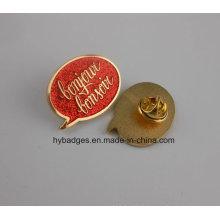 Insigne de Shinning, estampillage en métal pour la promotion (GZHY-KA-007)