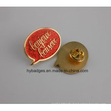 Shinning Badge, Metal Stamping for Promotion (GZHY-KA-007)