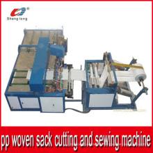 Chine Fournisseur de plastique automatique en plastique PP Machine à couper et à coudre