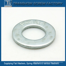 Las arandelas planas estándar ASTM F436