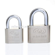 Big Round Corner Iron Padlock With Vane Key