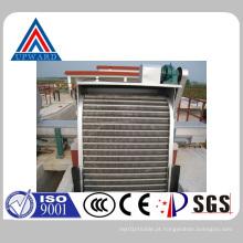 Fornecedor da máquina da descontaminação da grade giratória da marca ascendente de China