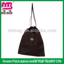 non woven drawstring laundry washing bag