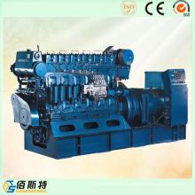 62,5 кВА Мощность судового двигателя