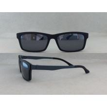 Nuevo diseño ultrafinas gafas de sol magnético y lector y gafas ópticas P079099