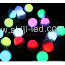 30mm 3leds RVB DMX LED Dot Matrix affichage numérique Pixel DMX Stage éclairage pour bar stade DJ / Partie