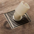 HIDEEP High Quality Brass Washing Machine Floor Drain