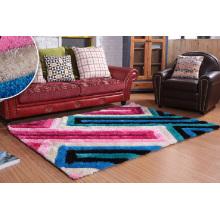 Wohnzimmer 3D Shaggy Teppich / Teppich