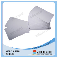 Standard Size White PVC Card   for Thermal Printer