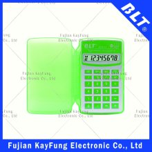 8 Digits Flippable Pocket Size Calculator with Sound (BT-811A)