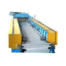 Load Pallet Storage Rack Panel Making  Machine