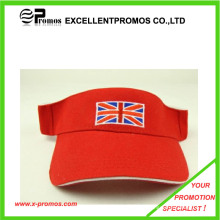 Logo Customized Cotton Material Fashion Visors Cap (EP-S3016)