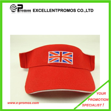 Logo Customized Cotton Material Fashion Visors Cap (EP-S3016)