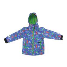 Boy's Coat Softshell kleding met 100% Polyester