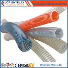 Tuyau d'aspiration anti-abrasion anti-abrasion PVC