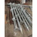 Stahl-Helix-Schrauben-Anker-Bodenschrauben-Stapel