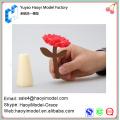 Пользовательские 3d прототип пластиковых быстрый прототип пластиковых быстрый прототип высокий спрос cnc обработки частей