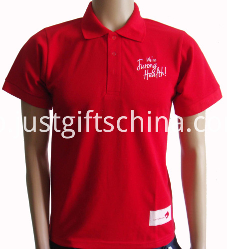Promotional Cotton Polo Shirts (3)