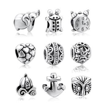 Bijoux en perles en argent sterling 925 Sterling Silver pour femmes
