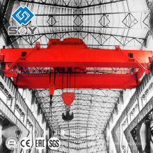 Motor driven electric hoist overhead travelling warehouse crane