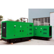 Diesel Generator With Silent Box 60Hz (HF24C2)
