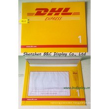 Paper Express Envelope, Express File Bags for DHL, UPS, FedEx with SGS (B&C-J002)