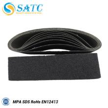 Venta caliente cinturón de arena negro con alta calidad y buen precio