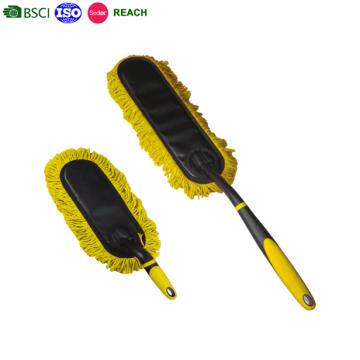 heavy duty Washable soft Microfiber chenille quick Duster Kit