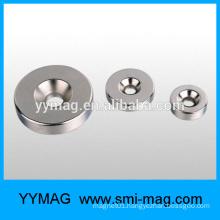 Hot sale ring Neodymium magnet making machine