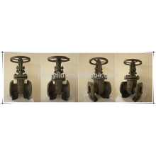 PYL casting all pressure GOST Cuniform gate valve with china supplier